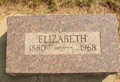 LAMBERT, ELIZABETH - Hanson County, South Dakota | ELIZABETH LAMBERT - South Dakota Gravestone Photos