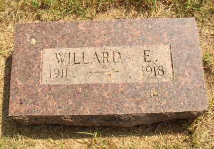 LAMBERT, WILLARD E. - Hanson County, South Dakota | WILLARD E. LAMBERT - South Dakota Gravestone Photos