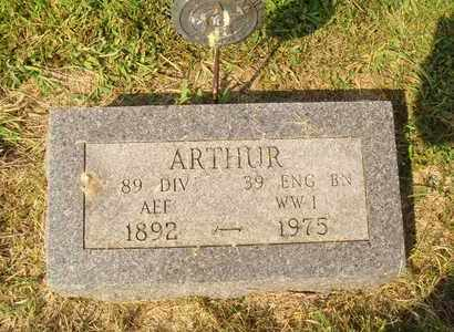 LIGHT, ARTHUR - Hanson County, South Dakota | ARTHUR LIGHT - South Dakota Gravestone Photos