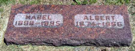 LOOMIS, MABEL - Hanson County, South Dakota   MABEL LOOMIS - South Dakota Gravestone Photos