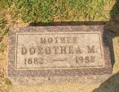 MITCHELL, DOROTHEA M. - Hanson County, South Dakota | DOROTHEA M. MITCHELL - South Dakota Gravestone Photos