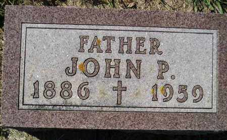 MULLER, JOHN P. - Hanson County, South Dakota | JOHN P. MULLER - South Dakota Gravestone Photos
