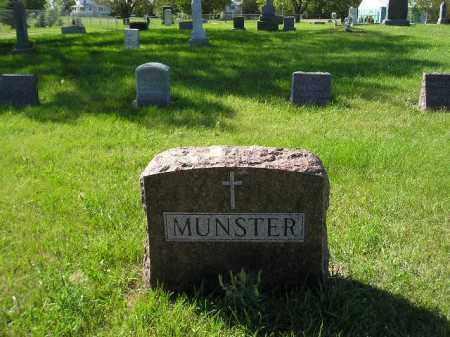 MUNSTER, FAMILY PLOT - Hanson County, South Dakota | FAMILY PLOT MUNSTER - South Dakota Gravestone Photos