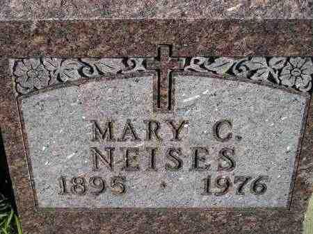 NEISES, MARY C. - Hanson County, South Dakota | MARY C. NEISES - South Dakota Gravestone Photos