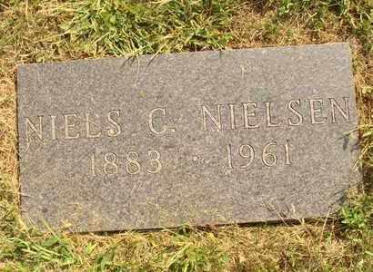 NIELSEN, NIELS C. - Hanson County, South Dakota | NIELS C. NIELSEN - South Dakota Gravestone Photos