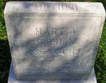 O'BRIEN, MARY A. - Hanson County, South Dakota | MARY A. O'BRIEN - South Dakota Gravestone Photos