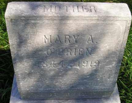 O'BRIEN, MARY A. - Hanson County, South Dakota | MARY A. O'BRIEN - South Dakota Gravestone Photos
