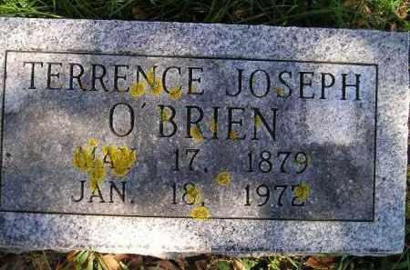 O'BRIEN, TERRENCE JOSEPH - Hanson County, South Dakota | TERRENCE JOSEPH O'BRIEN - South Dakota Gravestone Photos