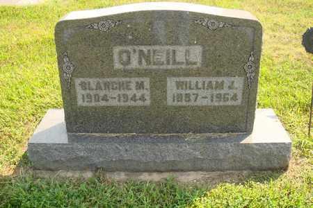 O'NEILL, WILLIAM J. - Hanson County, South Dakota   WILLIAM J. O'NEILL - South Dakota Gravestone Photos