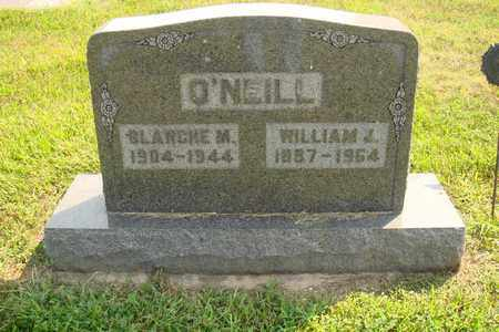 O'NEILL, WILLIAM J. - Hanson County, South Dakota | WILLIAM J. O'NEILL - South Dakota Gravestone Photos