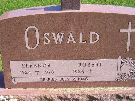 OSWALD, ROBERT - Hanson County, South Dakota | ROBERT OSWALD - South Dakota Gravestone Photos