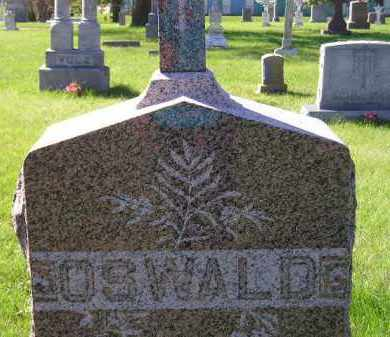 OSWALD, FAMILY STONE - Hanson County, South Dakota | FAMILY STONE OSWALD - South Dakota Gravestone Photos