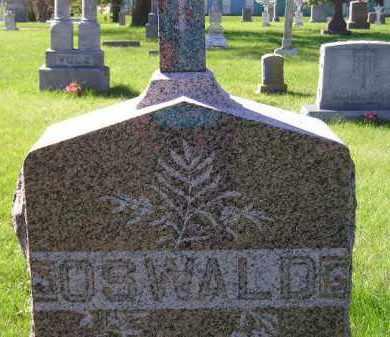 OSWALD, FAMILY STONE - Hanson County, South Dakota | FAMILY STONE OSWALD - South Dakota Gravestone Photos