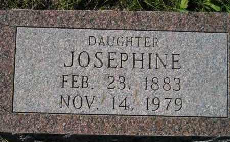 OSWALD, JOSEPHINE - Hanson County, South Dakota | JOSEPHINE OSWALD - South Dakota Gravestone Photos