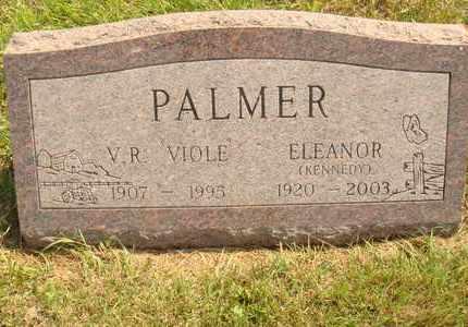 KENNEDY PALMER, ELEANOR - Hanson County, South Dakota | ELEANOR KENNEDY PALMER - South Dakota Gravestone Photos