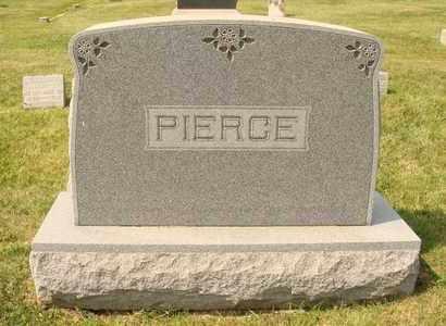 PIERCE, FAMILY MARKER - Hanson County, South Dakota | FAMILY MARKER PIERCE - South Dakota Gravestone Photos