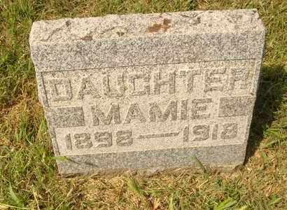 PIERCE, MAMIE - Hanson County, South Dakota | MAMIE PIERCE - South Dakota Gravestone Photos