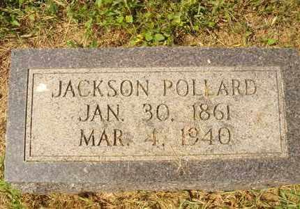 POLLARD, JACKSON - Hanson County, South Dakota | JACKSON POLLARD - South Dakota Gravestone Photos