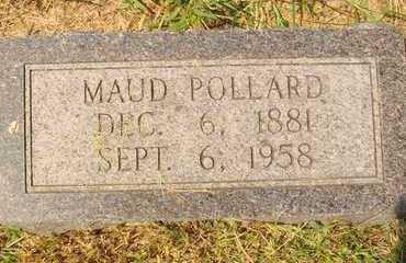 POLLARD, MAUD - Hanson County, South Dakota | MAUD POLLARD - South Dakota Gravestone Photos
