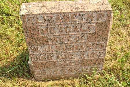 RICHARDS, ELIZABETH P. - Hanson County, South Dakota | ELIZABETH P. RICHARDS - South Dakota Gravestone Photos