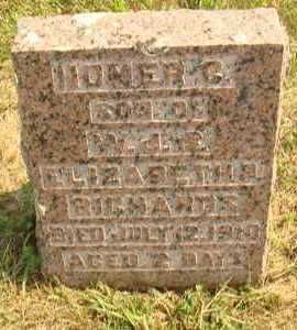 RICHARDS, HOMER G. - Hanson County, South Dakota | HOMER G. RICHARDS - South Dakota Gravestone Photos