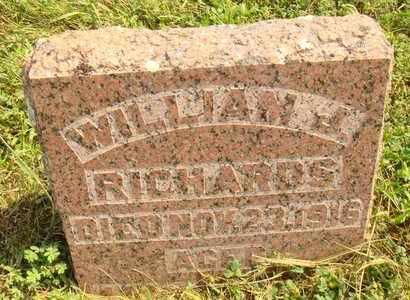 RICHARDS, WILLIAM J. - Hanson County, South Dakota   WILLIAM J. RICHARDS - South Dakota Gravestone Photos