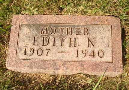 ROGERS, EDITH N. - Hanson County, South Dakota | EDITH N. ROGERS - South Dakota Gravestone Photos