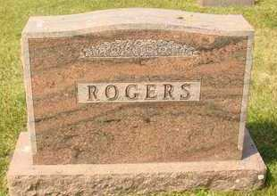 ROGERS, FAMILY MARKER - Hanson County, South Dakota   FAMILY MARKER ROGERS - South Dakota Gravestone Photos