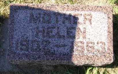 SADLER, HELEN - Hanson County, South Dakota | HELEN SADLER - South Dakota Gravestone Photos
