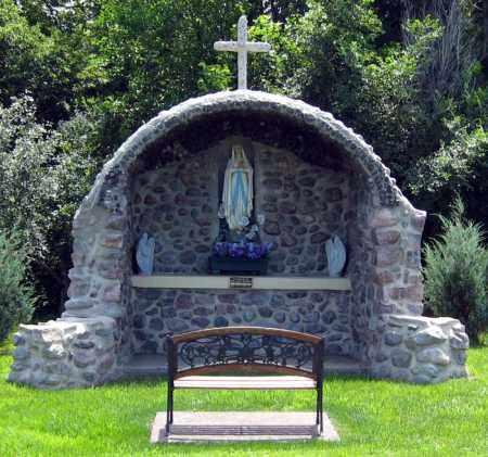 *SAINT MARYS, STATUE - 1 - Hanson County, South Dakota | STATUE - 1 *SAINT MARYS - South Dakota Gravestone Photos