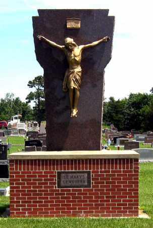 *SAINT MARYS, STATUE - 3 - Hanson County, South Dakota | STATUE - 3 *SAINT MARYS - South Dakota Gravestone Photos