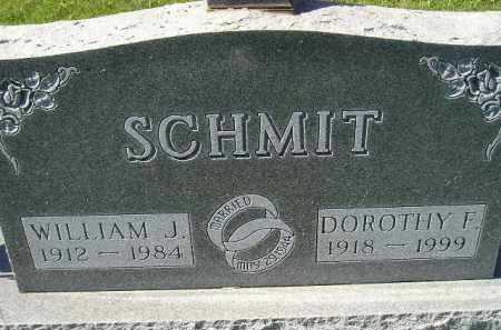 SCHMIT, DOROTHY F. - Hanson County, South Dakota | DOROTHY F. SCHMIT - South Dakota Gravestone Photos