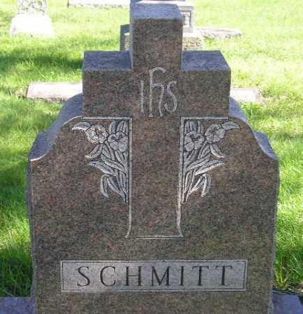 SCHMITT, FAMILY STONE - Hanson County, South Dakota | FAMILY STONE SCHMITT - South Dakota Gravestone Photos