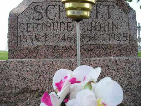 SCHMITT, GERTRUDE - Hanson County, South Dakota | GERTRUDE SCHMITT - South Dakota Gravestone Photos