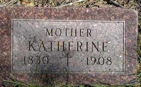 SCHMITT, KATHERINE - Hanson County, South Dakota   KATHERINE SCHMITT - South Dakota Gravestone Photos