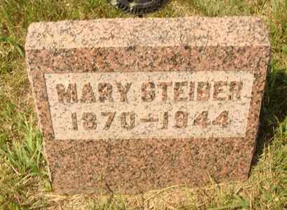 STEIBER, MARY - Hanson County, South Dakota | MARY STEIBER - South Dakota Gravestone Photos