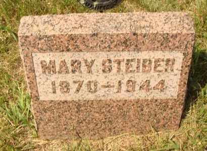STEIBER, MARY - Hanson County, South Dakota   MARY STEIBER - South Dakota Gravestone Photos
