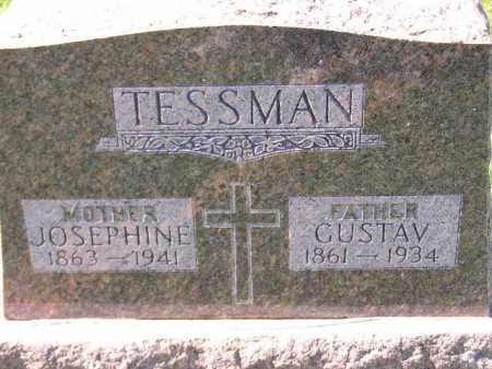 TESSMAN, GUSTAV - Hanson County, South Dakota | GUSTAV TESSMAN - South Dakota Gravestone Photos