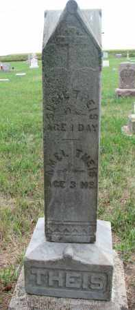 THEIS, AMEL - Hanson County, South Dakota | AMEL THEIS - South Dakota Gravestone Photos