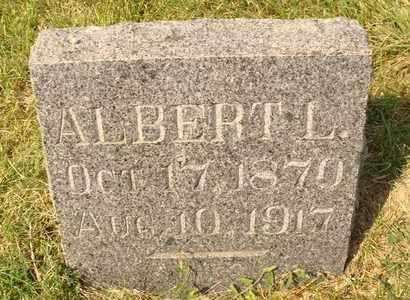 TOBLER, ALBERT L. - Hanson County, South Dakota | ALBERT L. TOBLER - South Dakota Gravestone Photos
