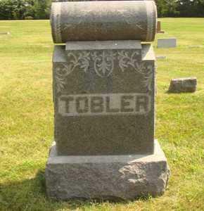 TOBLER, FAMILY MARKER - Hanson County, South Dakota   FAMILY MARKER TOBLER - South Dakota Gravestone Photos