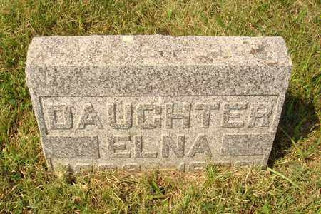 TOWN, ELNA - Hanson County, South Dakota | ELNA TOWN - South Dakota Gravestone Photos