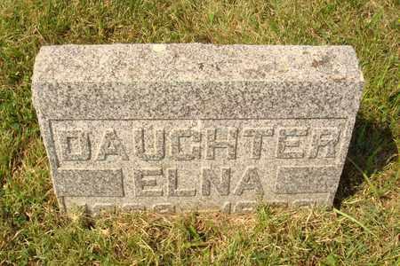 TOWN, ELNA - Hanson County, South Dakota   ELNA TOWN - South Dakota Gravestone Photos