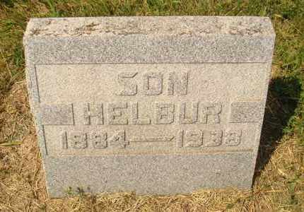 TOWN, HELBUR - Hanson County, South Dakota | HELBUR TOWN - South Dakota Gravestone Photos