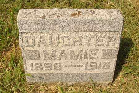 TOWN, MAMIE - Hanson County, South Dakota | MAMIE TOWN - South Dakota Gravestone Photos