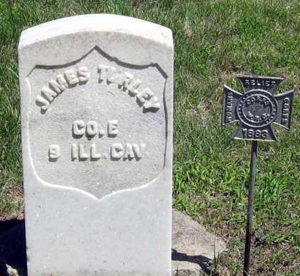 TURLEY, JAMES - Hanson County, South Dakota | JAMES TURLEY - South Dakota Gravestone Photos