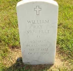 VAN PELT, WILLIAM RAY - Hanson County, South Dakota   WILLIAM RAY VAN PELT - South Dakota Gravestone Photos