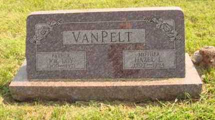 VANPELT, WM. LOY - Hanson County, South Dakota | WM. LOY VANPELT - South Dakota Gravestone Photos