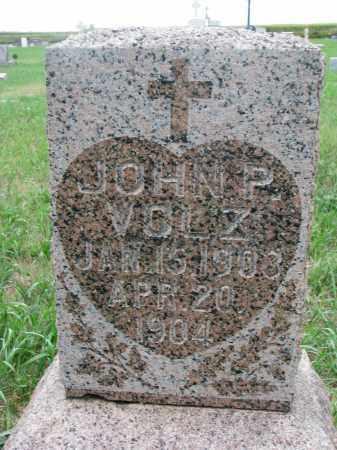 VOLZ, JOHN P. - Hanson County, South Dakota | JOHN P. VOLZ - South Dakota Gravestone Photos