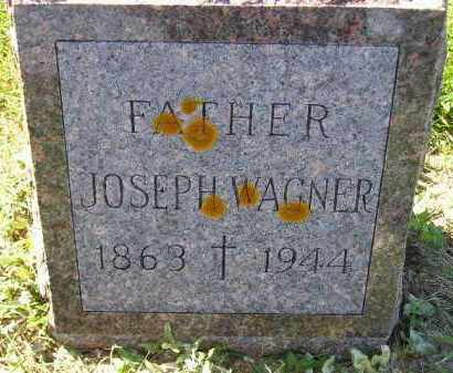 WAGNER, JOSEPH - Hanson County, South Dakota | JOSEPH WAGNER - South Dakota Gravestone Photos